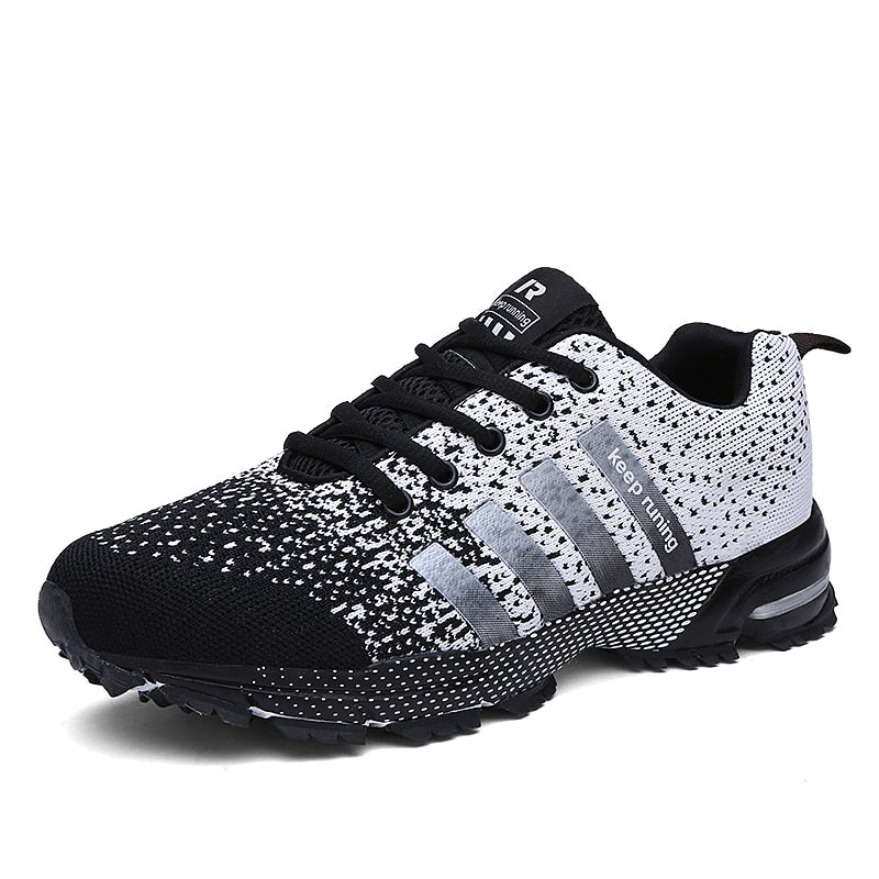 Breathable High Quality Colorful Couple Sneakers-FitnessLab