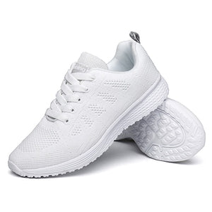 Women Casual Sneakers Vulcanize Shoes-FitnessLab