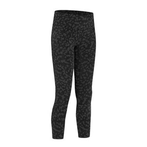 Woman Capris Yoga High Elastic Leggings Size-FitnessLab