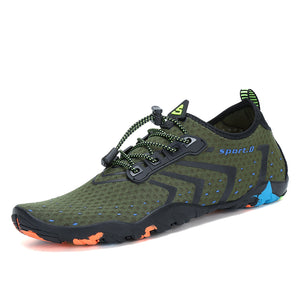 Woman Men Upstream Barefoot Shoes-FitnessLab