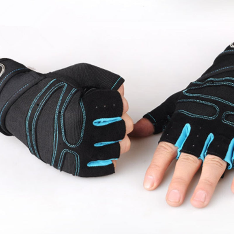 Gym Gloves Fitness Weight Lifting-FitnessLab