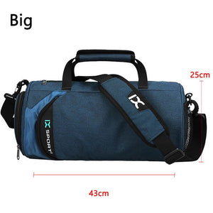Men Gym Bags For Training Bag Tas Fitness-FitnessLab