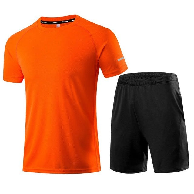 Polyester Fitness Clothing Set-FitnessLab