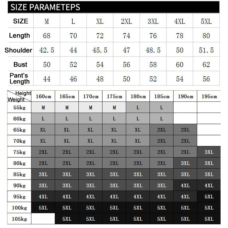 Quick Dry Men's Clothing Suit-FitnessLab