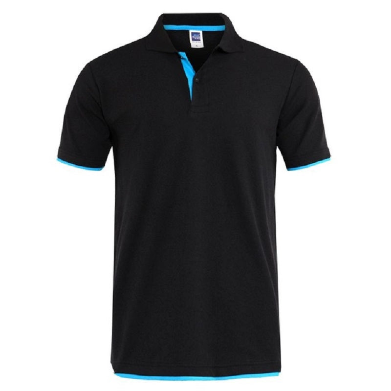 Men's T-shirt Summer Classic Cotton-FitnessLab