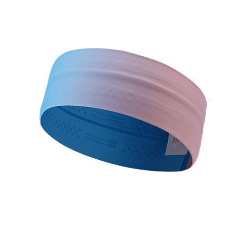 1PC Non Slip Tennis Sweatbands-FitnessLab
