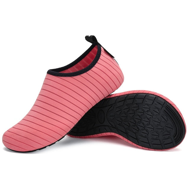 Barefoot Shoes Men Summer Water Shoes Woman Swimming Diving Socks Non-slip Aqua Shoes Beach Slippers Fitness Sneakers 23 Colors