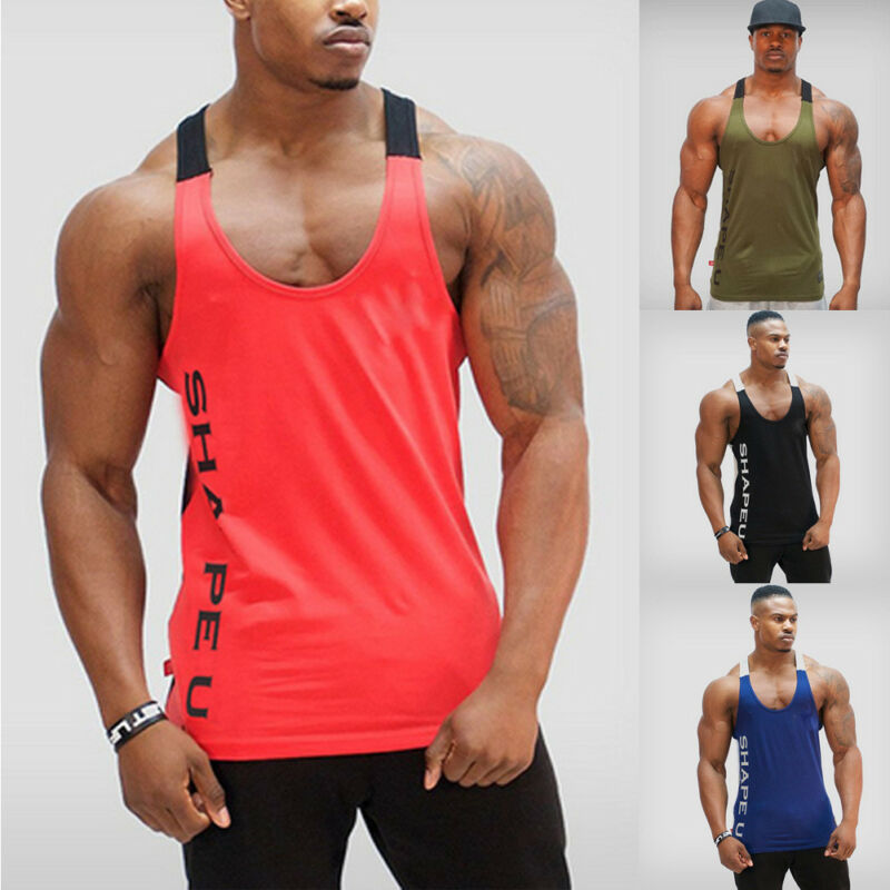 Sleeveless Running Tank