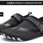 Swimming Shoes Men Beach Aqua Shoes Women Quick Dry Barefoot Upstream Surfing Slippers Hiking Water Shoes Wading Unisex Sneakers