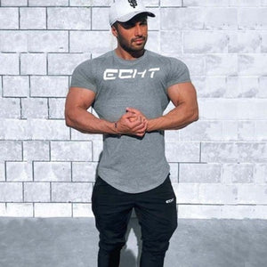 Men's Fashion Fitness T-Shirt