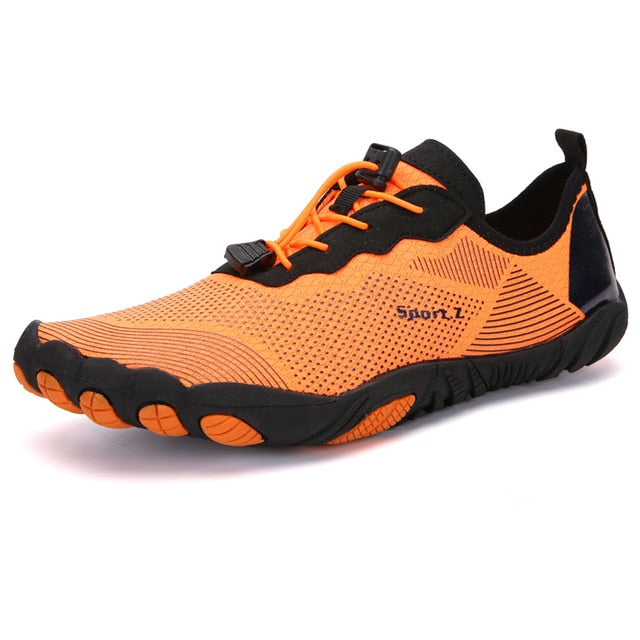 Barefoot Sneakers Aqua Swimming Water Shoes Outdoor Quick Dry Breathable Lightweight Beach Large Size Women Men Shoes Sandals