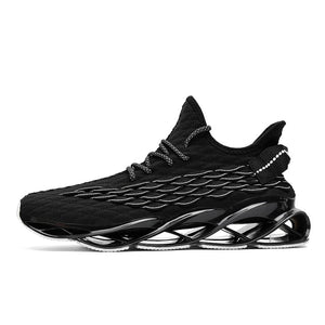 Hot Sell New Blade Running Shoes for  Men Breathable Soft Jogging  Shoes Cushioning Trainers Fitness Sports Sneakers Zapatillas