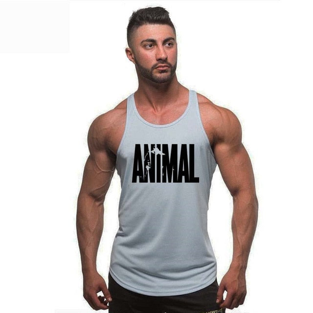 Men's Sleeveles Shirt