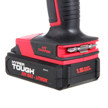 Load image into Gallery viewer, Cordless Drill w/Battery and Charger