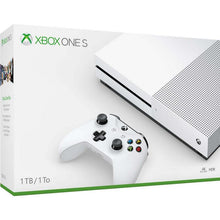 Load image into Gallery viewer, Xbox One S White 1TB