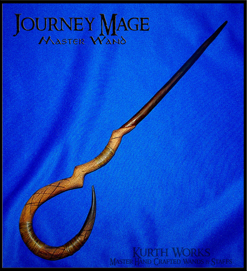 Journey Mage Wizard Magic Wand