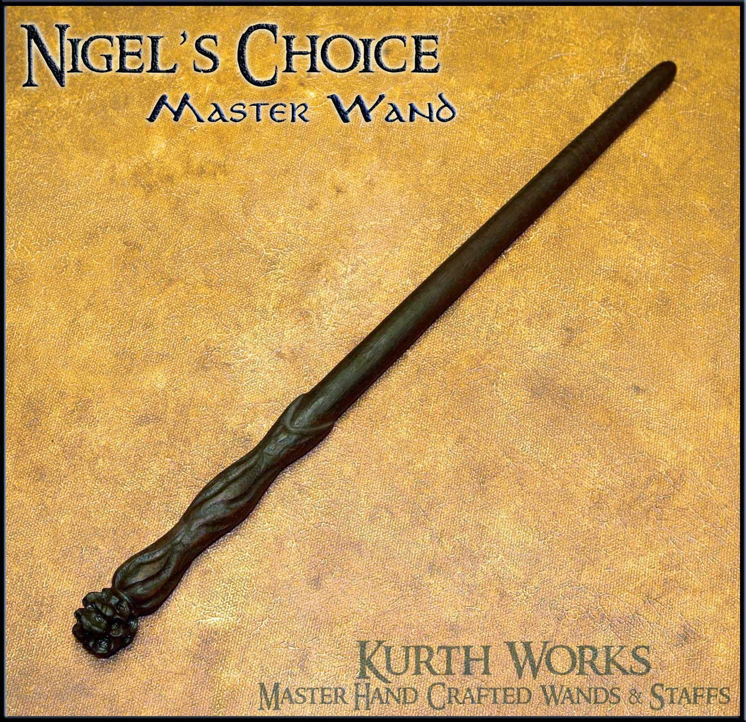 Nigel's Choice Wizard Magic Wand