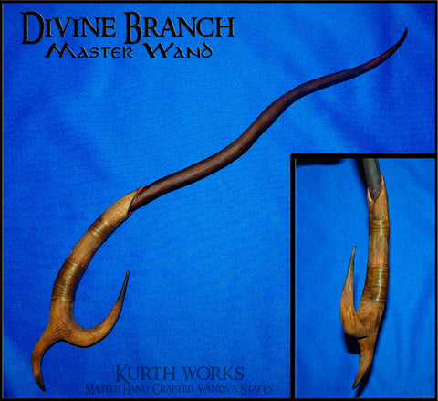Divine Branch Wizard Magic Wand