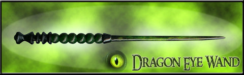 Dragon's Eye Wizard Magic Wand