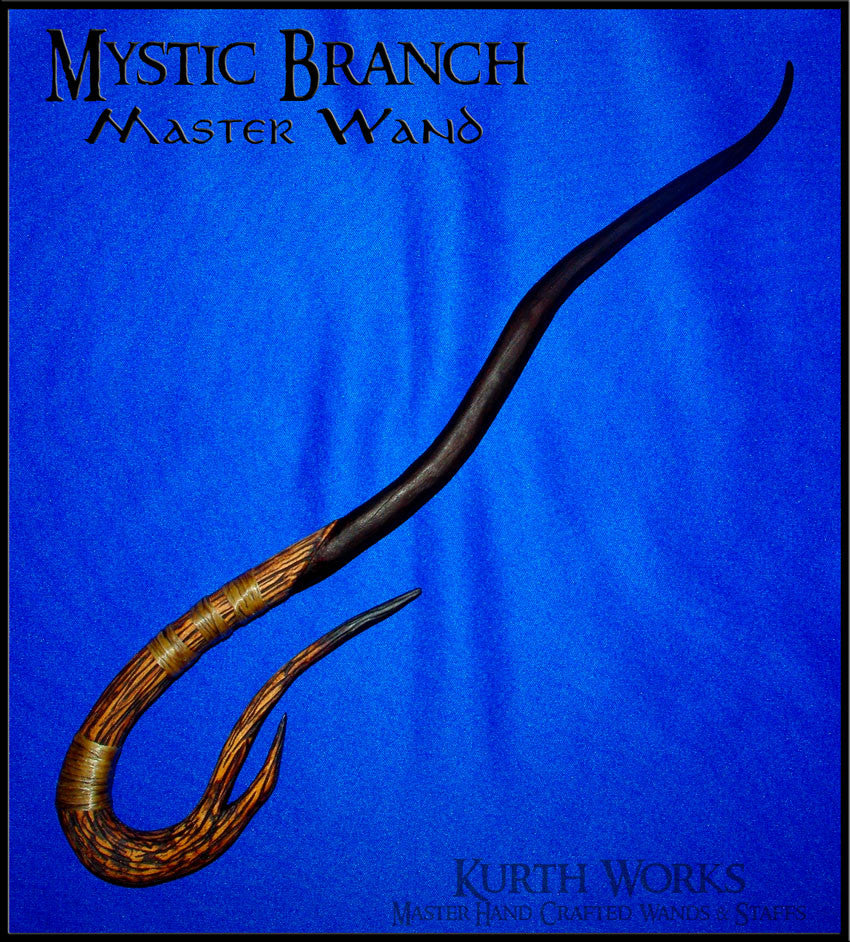 Mystic Branch Wizard Magic Wand