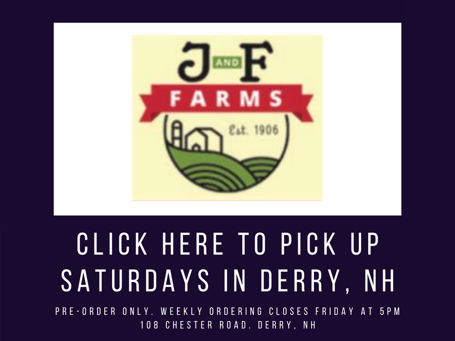 Pick Up Saturdays in Derry, NH