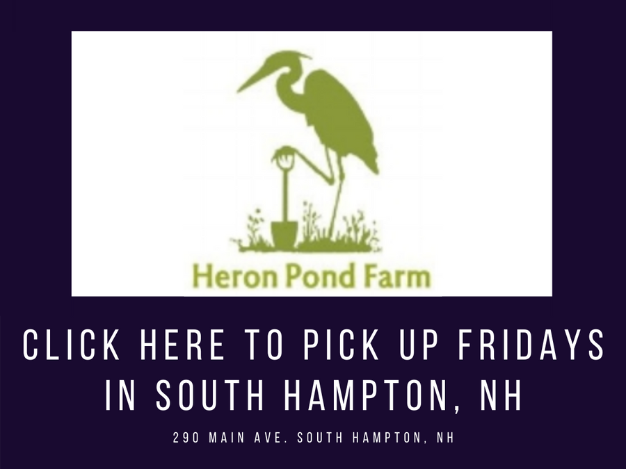 Pick Up Friday in South Hampton, NH