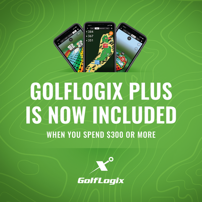 For a Limited Time, Get GolfLogix Plus with Your Fairway Jockey Purchase!