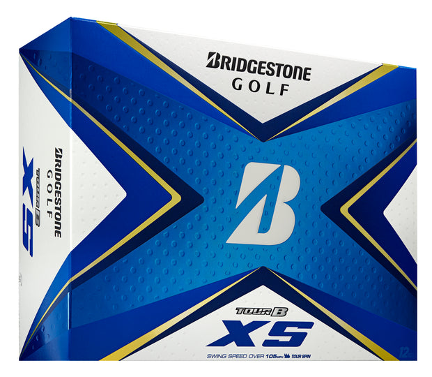 Bridgestone Tour B XS Golf Balls
