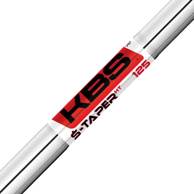 KBS $-TAPER HT IRON SHAFT