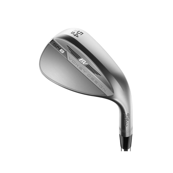 TITLEIST VOKEY SM8 TOUR CHROME CUSTOM WEDGE