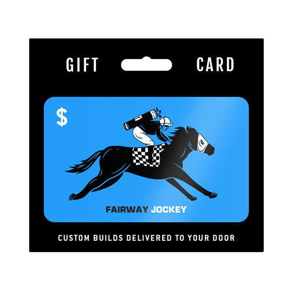 Fairway Jockey Gift Card