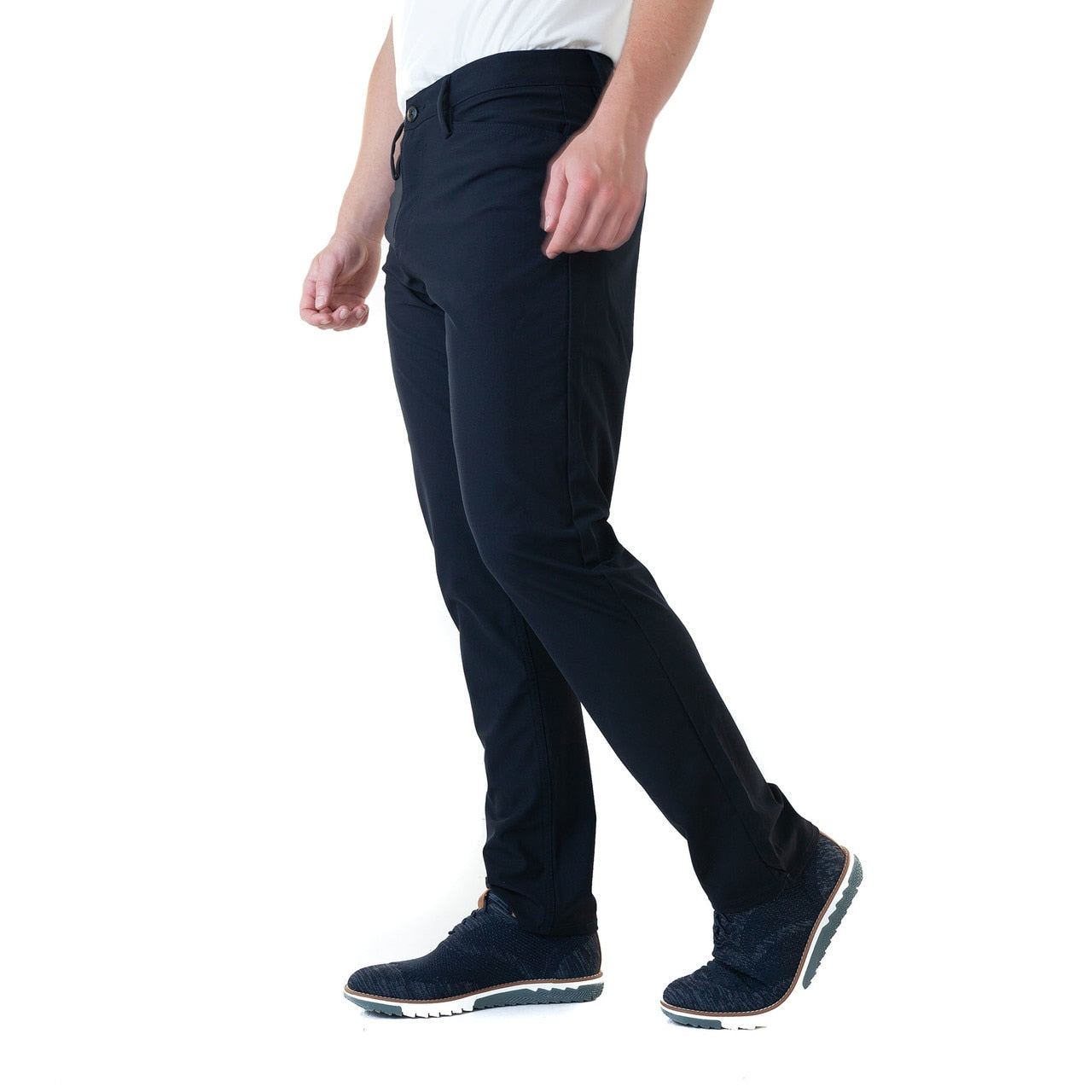 5 Pocket Flux Pant - Navy