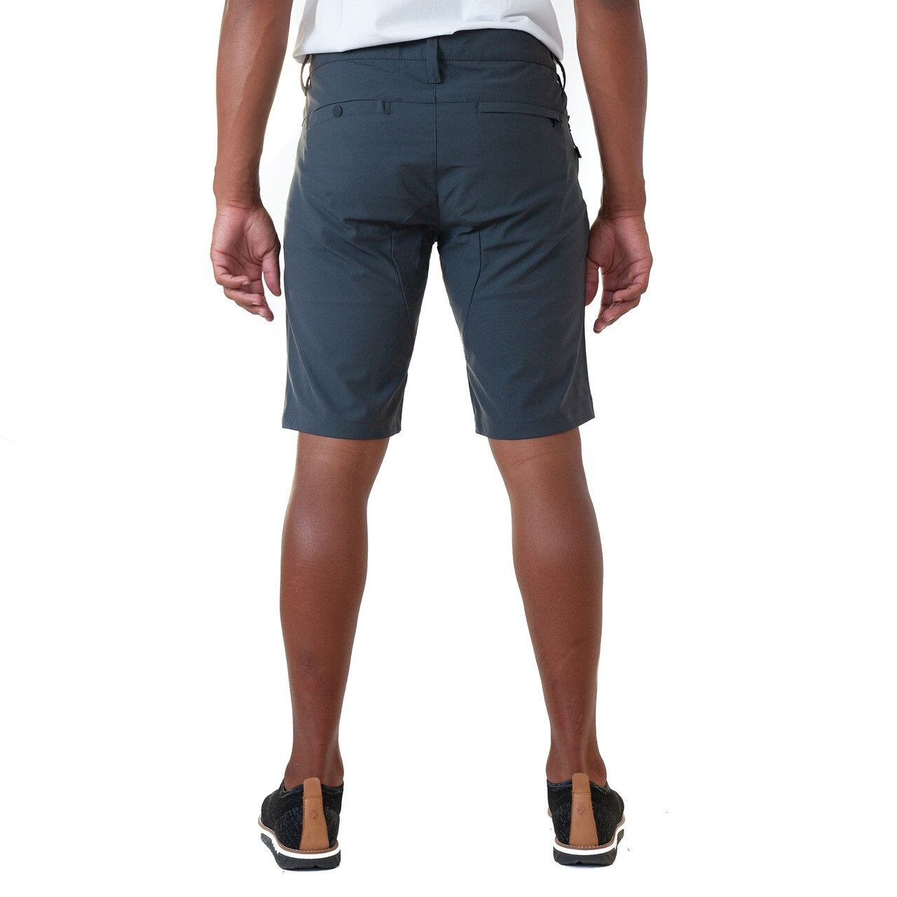 Flux Shorts - Grey