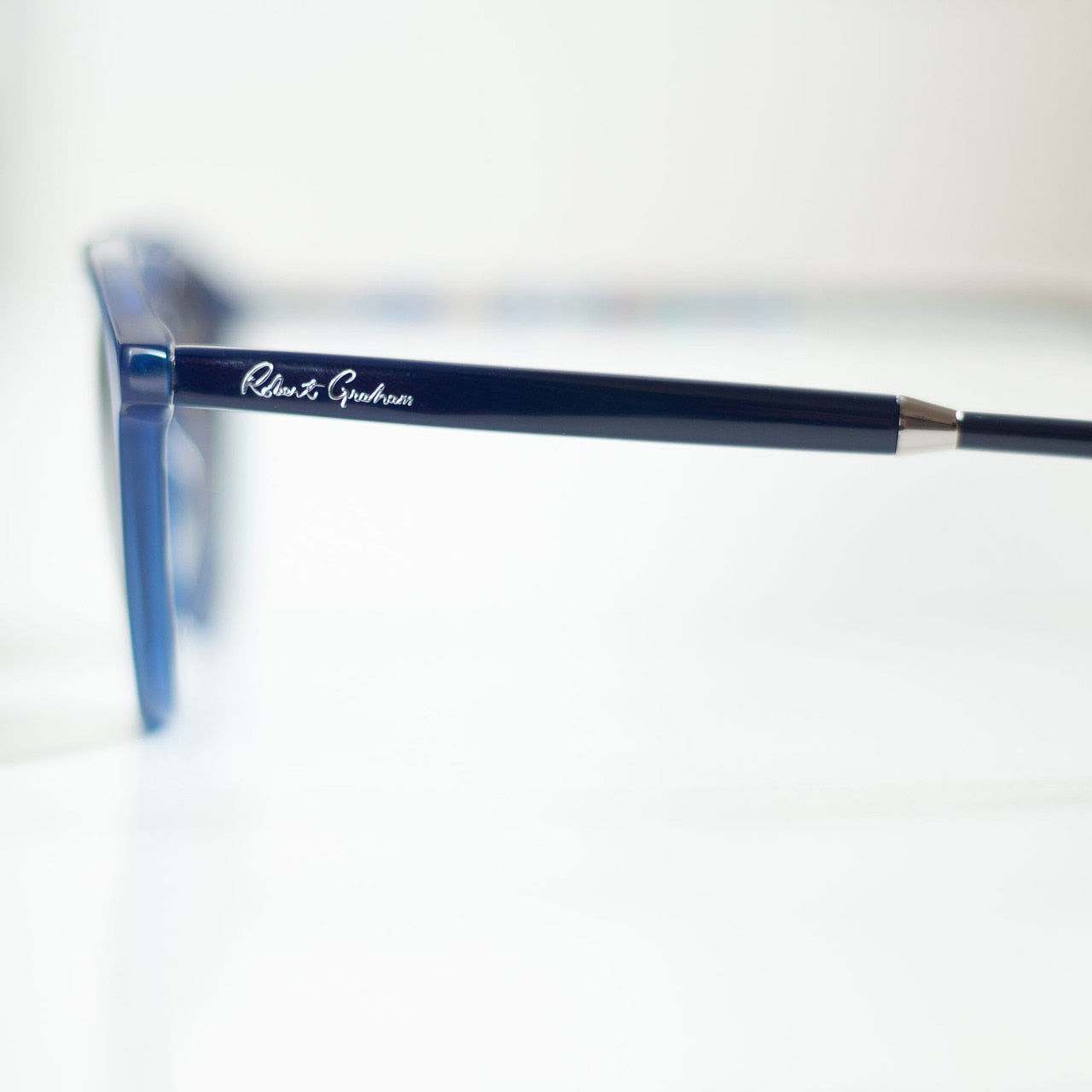 The Oliver - Blue/Dark Gunmetal