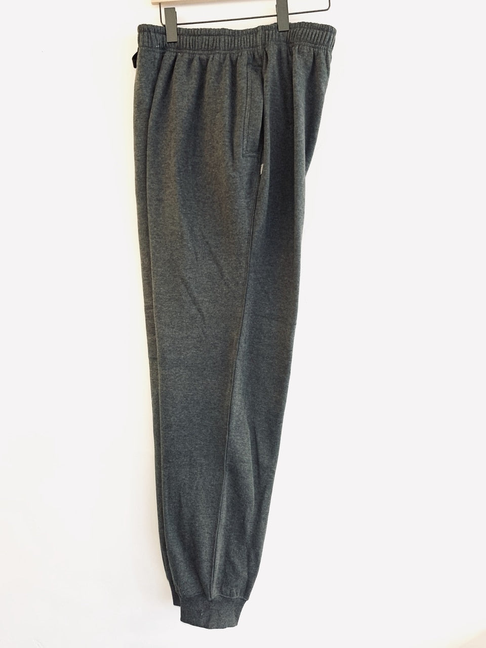 Big and Tall Joggers - Charcoal