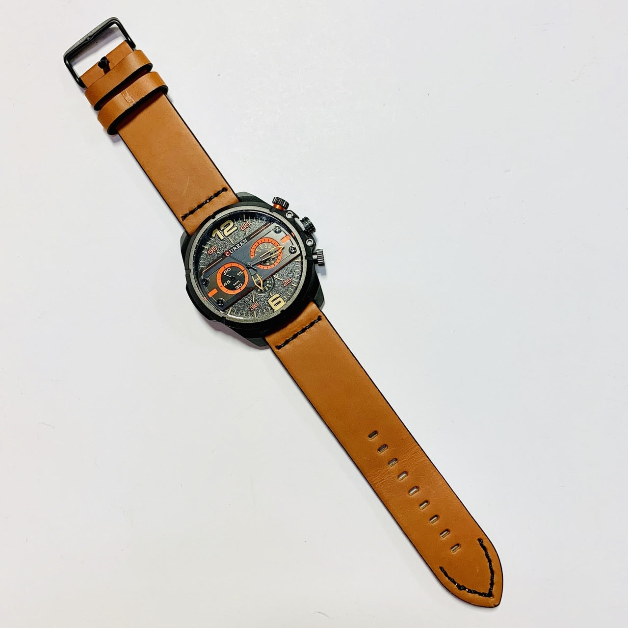 Large Face Leisure Style Watch