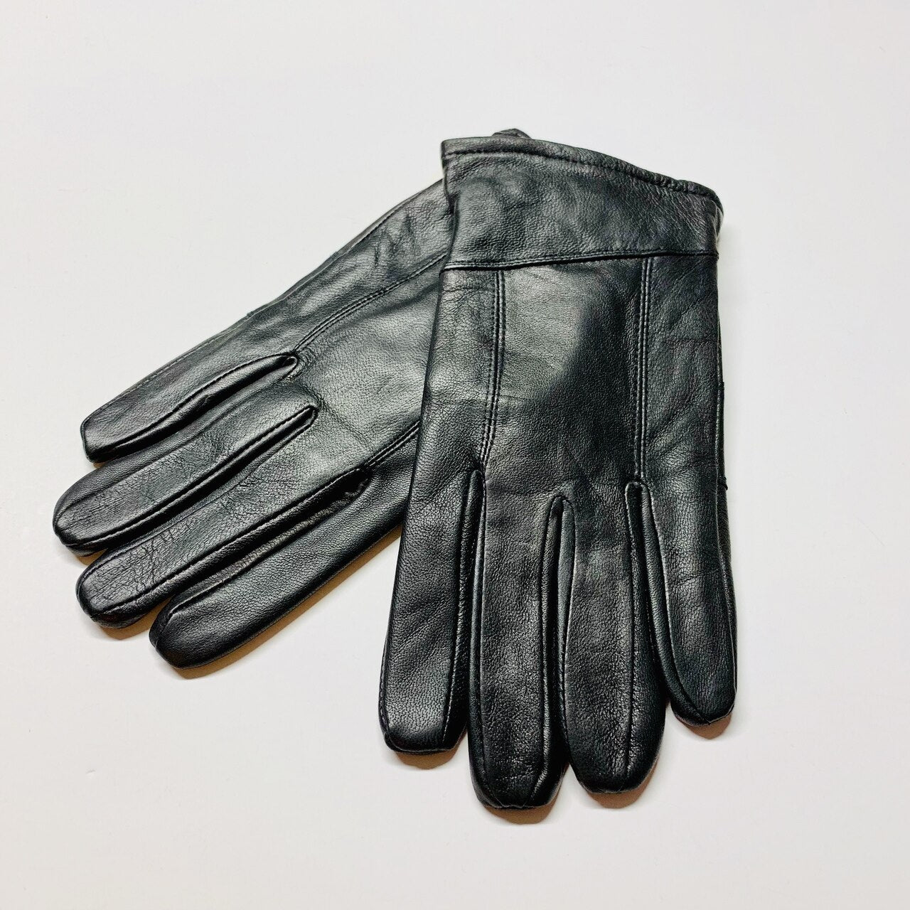 Leather Gloves - Fur lined