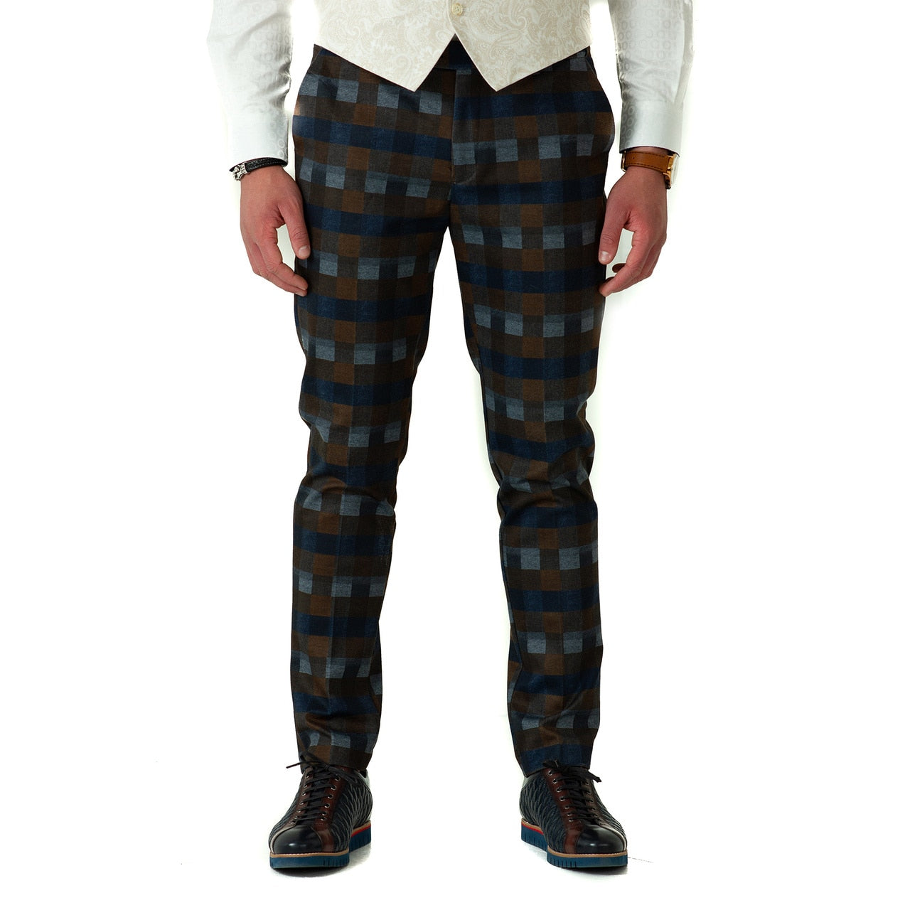 Banff Stretch Plaid Pants