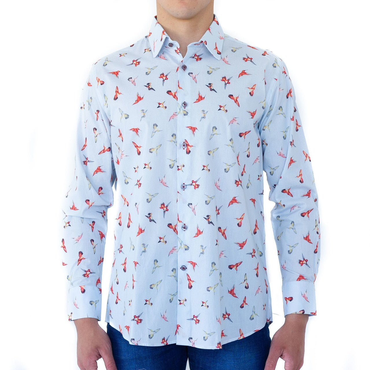 Abriel Button Down