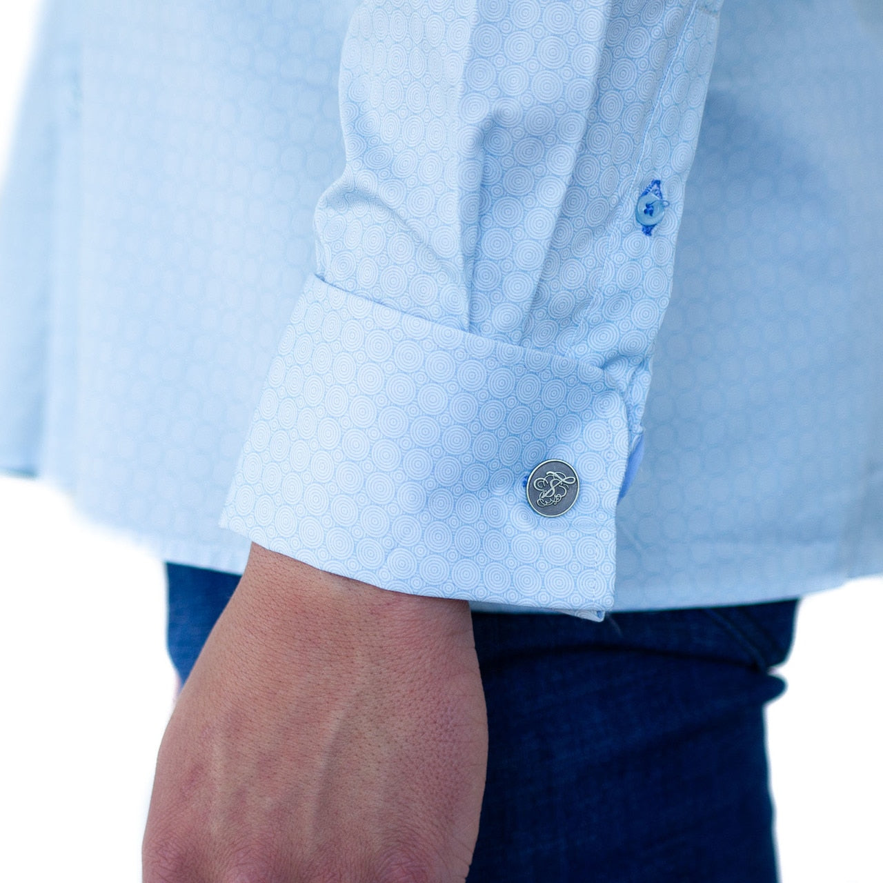 Bordeaux Button Down - French Cuff