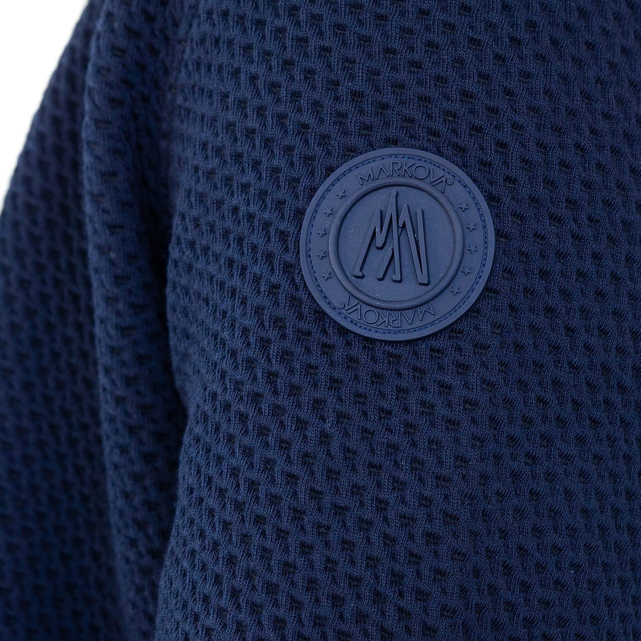 Markova Sweater Jacket - Navy