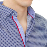 Blaney Button Down - Navy