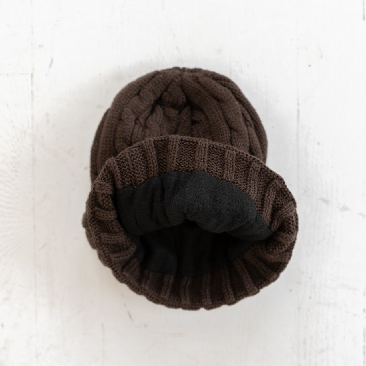 Knit Beanie - Thermal