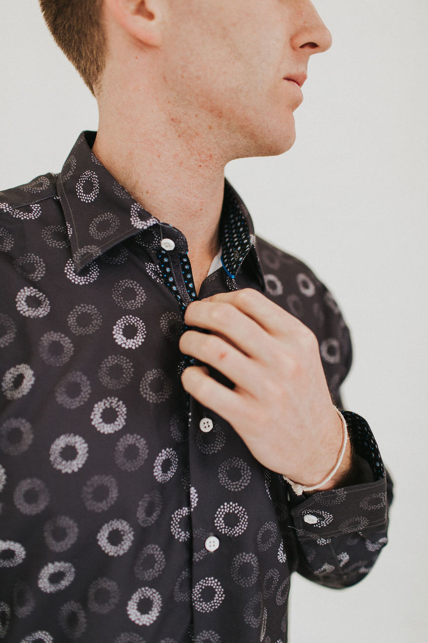 Teague Button Down