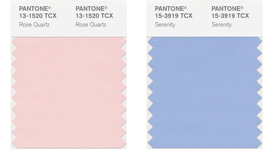 Pantone's Color of the Year annoucement has us seeing double