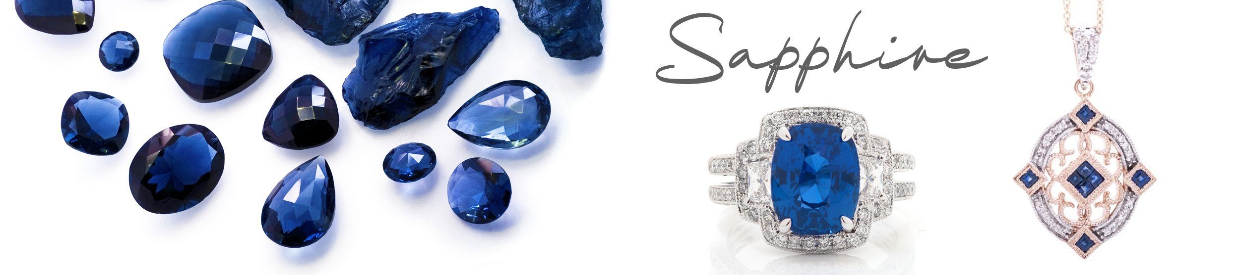 Sapphire Jewelry - By Price: Highest to Lowest