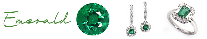 loose emeralds