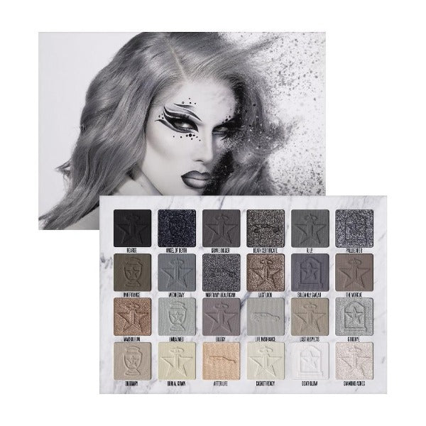 Jeffree Star Cosmetics Eyeshadow Palett - Cremated