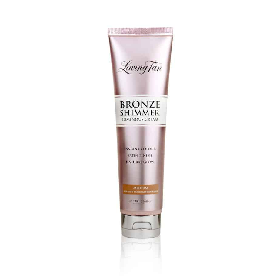 Loving Tan - Bronze Shimmer Luminous Cream - Medium