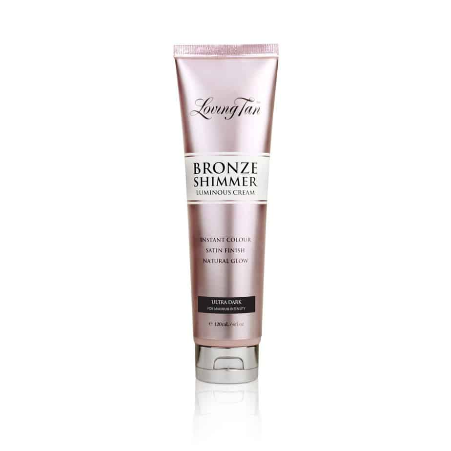 Loving Tan - Bronze Shimmer Luminous Cream - Ultra Dark